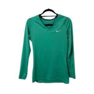 Nike Pro Dry-Fit Long Sleeve Shirt,  Medium